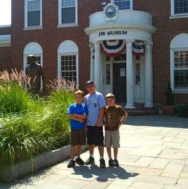 JFK Museum in Hyannis Point
