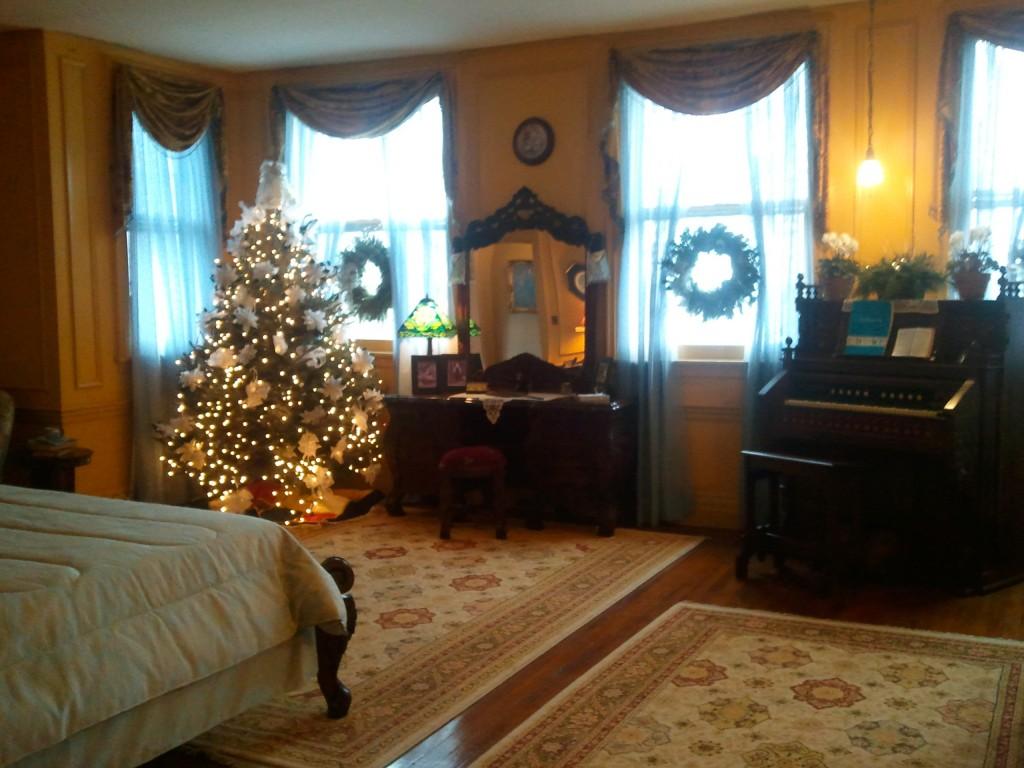 Justine's Bedroom.