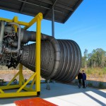 F-1 Rocket Engine - one of the most powerful machines ever made.