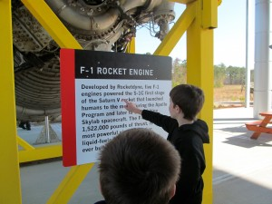 Learning about the Rocket Engine