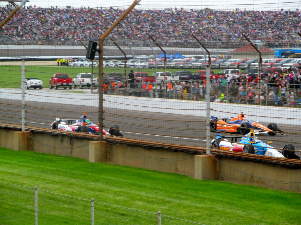 The Indy 500, 2014