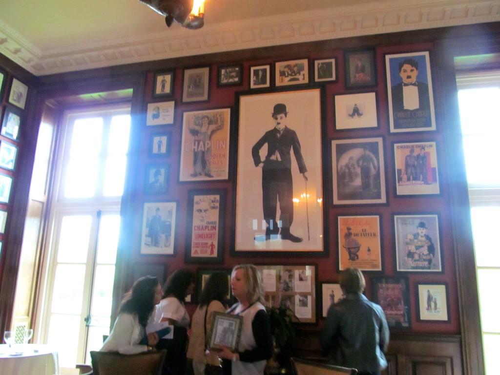 The Chaplin Room