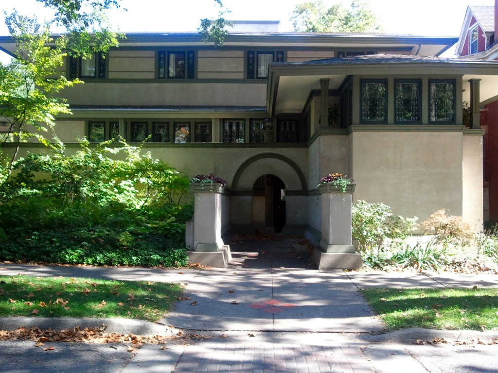 Frank Thomas House 1901