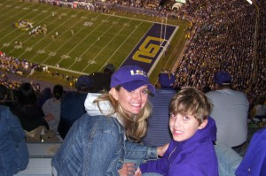 LSU vs Tulane 2008