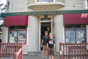 The Kazoo Factory in Eden, N