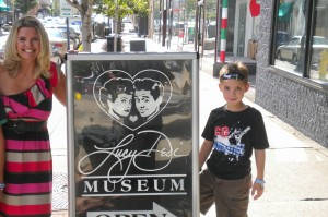 Lucy & Desi Museum - Oh how I LOVE LUCY!