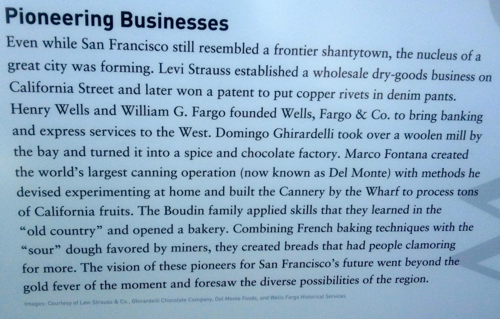 Did you know all these business started in San Francisco?