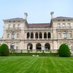 The Breakers Mansion in Newport, Rhode Island this past May.