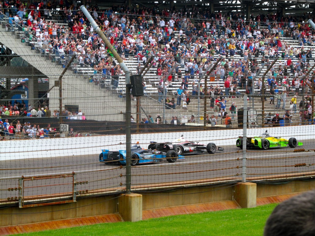 The Indy 500 - May 2013
