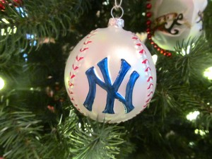 Another one of my son's favorite ornaments.