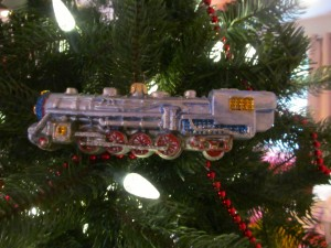 Trains were my son's favorite toy from when he was one years old to about six years old.  Now that he is older, I really do miss James, Henry, Annie & Clara-bell.
