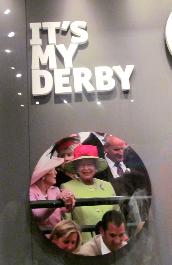 Even the Queen of England has been to the Kentucky Derby.