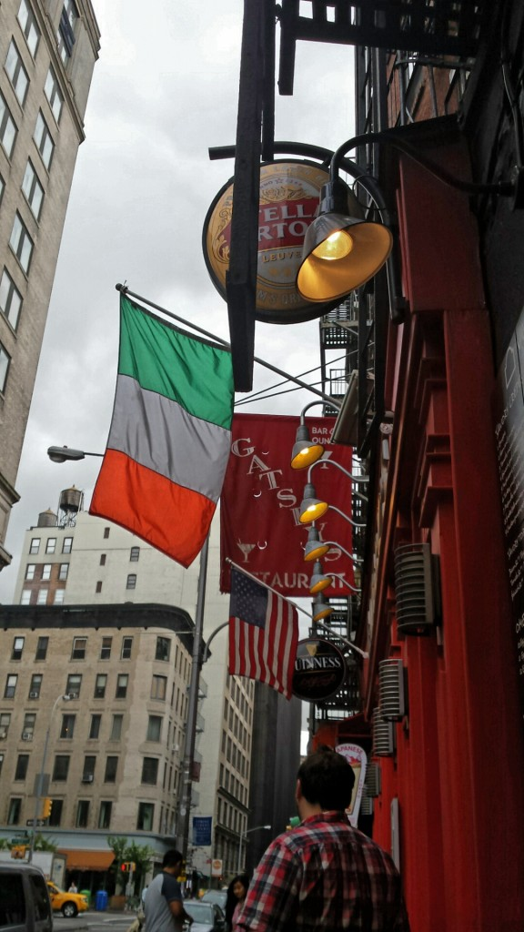The Birthplace of Pizza in the United States - 53 Spring Street, NYC