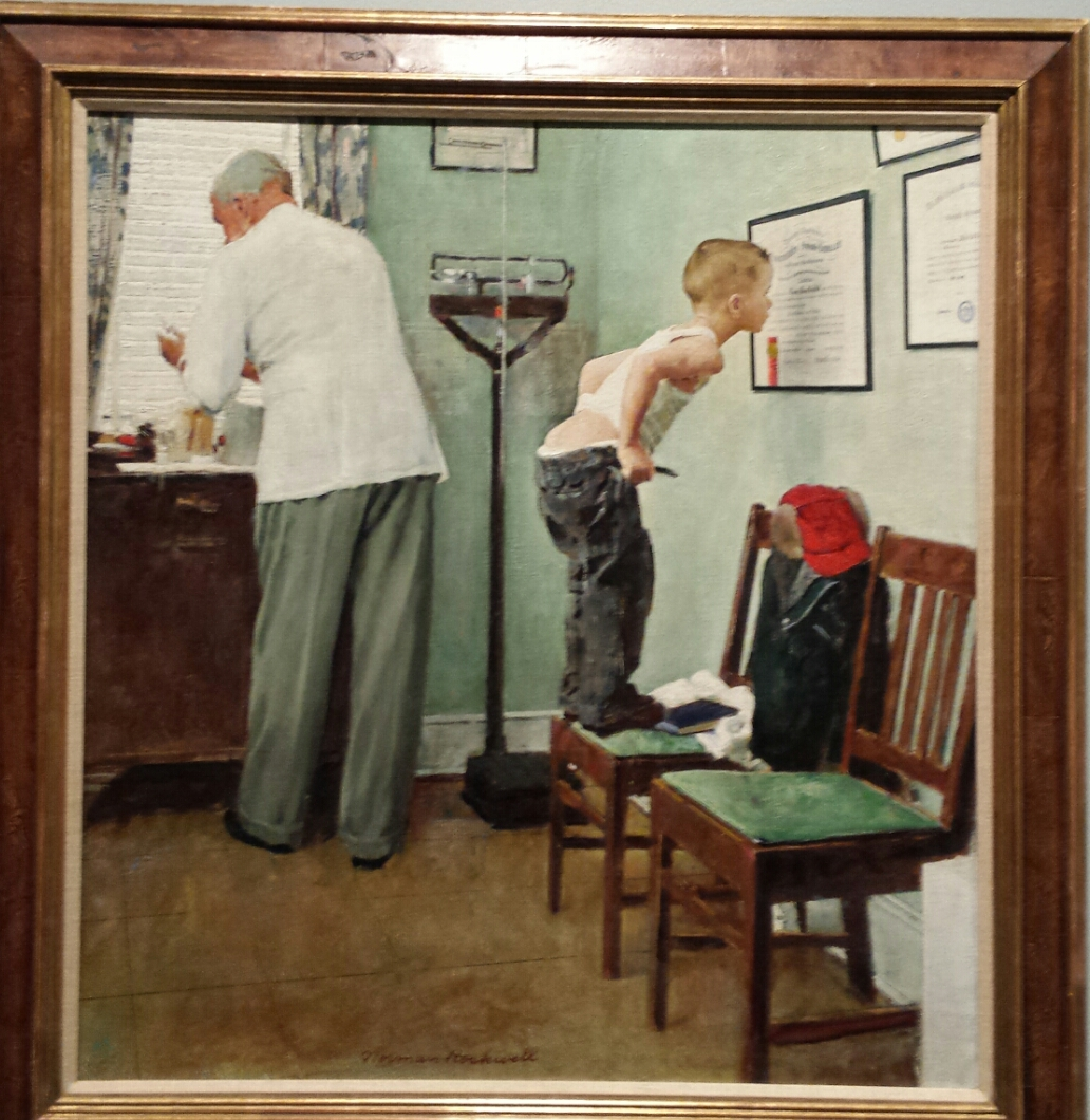 a biography of norman rockwell an american illustrator 4 days ago  born in new york city in 1894, norman rockwell always wanted to be  america i knew and observed to others who might not have noticed.