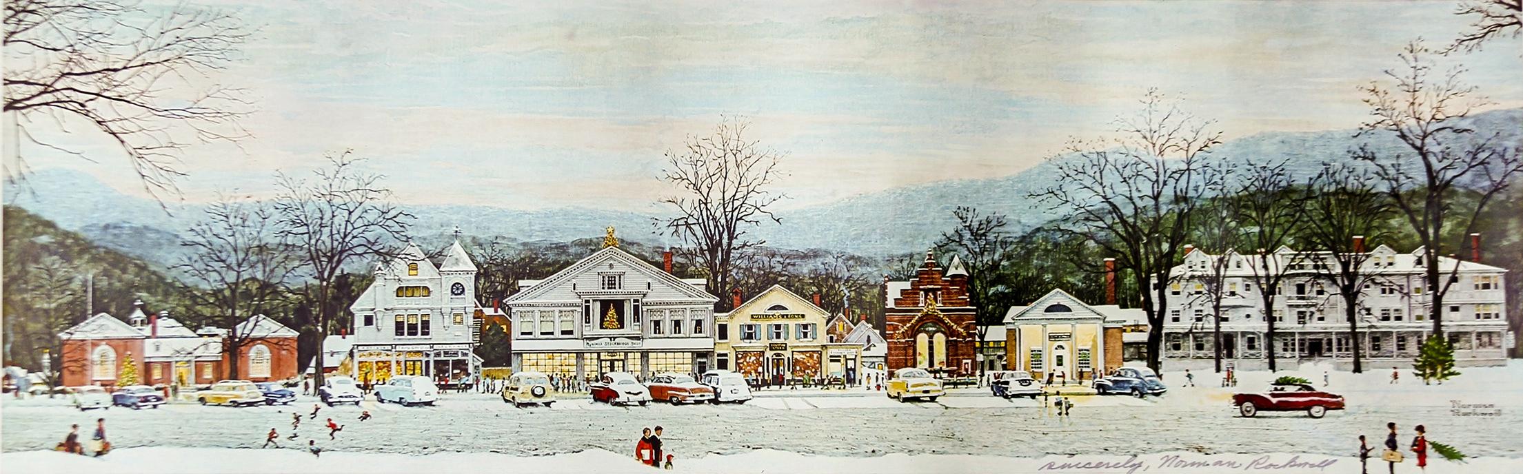 Norman Rockwell, America\'s Illustrator