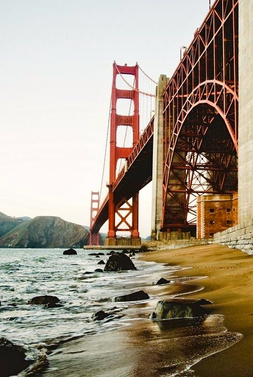 The Golden Gate Bridge, an American Landmark