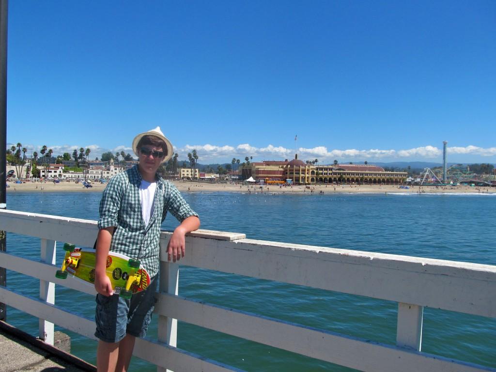 Loving Santa Cruz