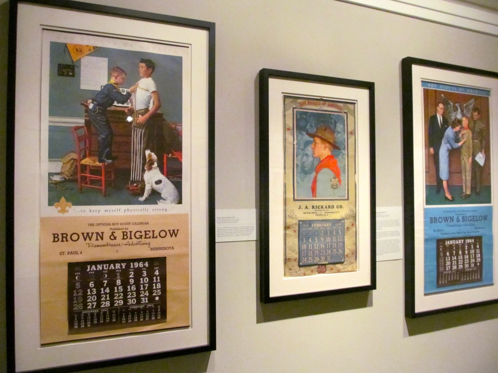 Rockwell & the Boy Scouts